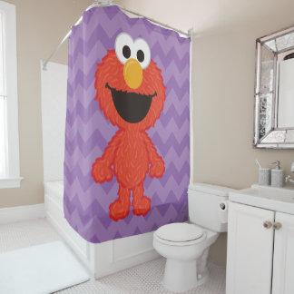 Rideaux De Douche Style de laine d'Elmo