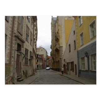 Riga Lettonie Carte Postale
