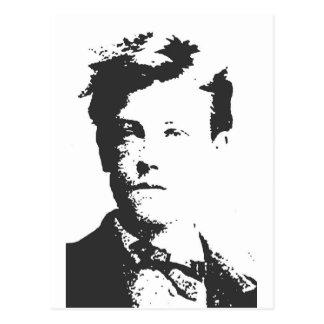 Rimbaud Carte Postale