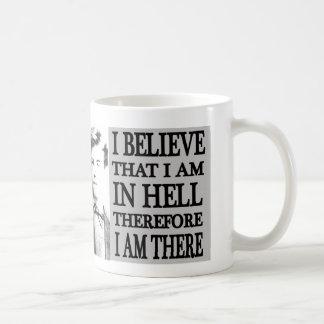 Rimbaud dans la tasse d'enfer