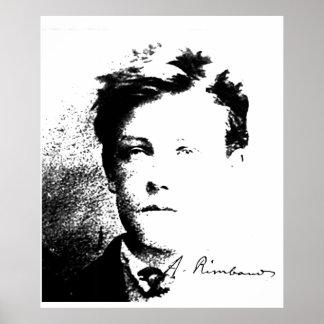 Rimbaud Affiches