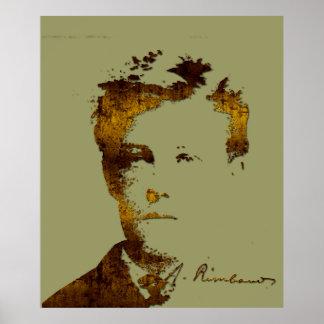 Rimbaud Posters