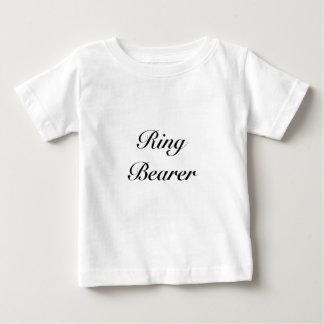 ringbearer girly t-shirt