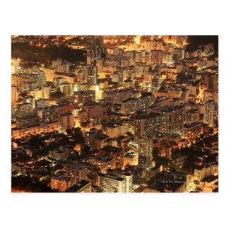 Rio de Janeiro, Brésil 2 Cartes Postales