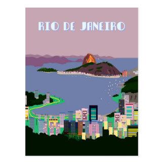 Rio de Janeiro - BRÉSIL Carte Postale