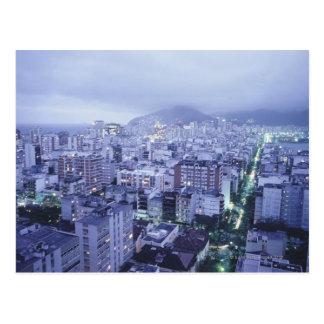 Rio de Janeiro Carte Postale