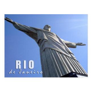 Rio de Janeiro - le Christ le rédempteur Cartes Postales