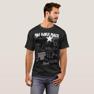 Rio Hard Rock blanc fond rectangulaire T-shirt