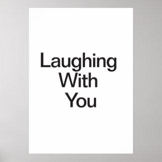 Rire avec vous affiche