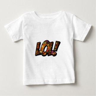Rire Bokeh bruyant de LOL T-shirt Pour Bébé