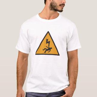 Risque de choc t-shirt
