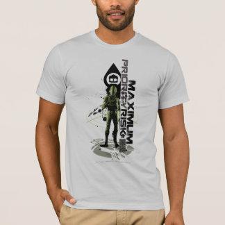 Risque maximum prioritaire t-shirt