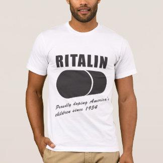 Ritalin : Enduisant les enfants de l'Amérique T-shirt