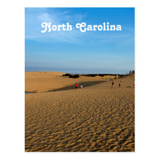 Rivage de la Caroline du Nord Cartes Postales