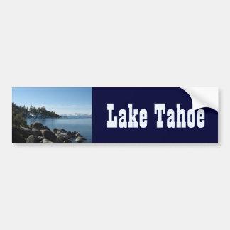 Rivage du nord le lac Tahoe, village de pente, Autocollant Pour Voiture