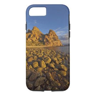 Rivage rocheux sur Isla Carmen dans le Golfe de Coque iPhone 7