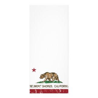 Rivages de Belmont de drapeau d ours de République Invitations
