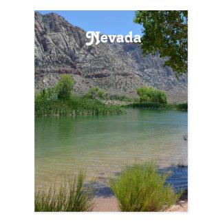 Rivière du Nevada Carte Postale