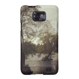 Rivière en Eugene OU Coque Pour Galaxy S2 De Samsung