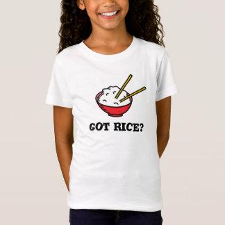 Riz obtenu ? T-shirt