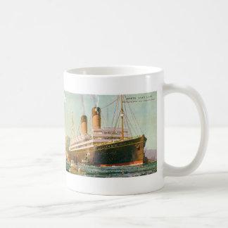 RMS Laurentic Mug