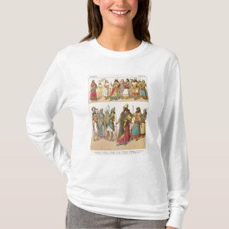 "Robe assyrienne, de ""der Voelker de Trachten"","