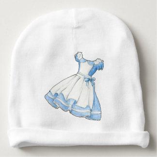 Robe d'Alice de livre d'histoire du pays des Bonnet De Bébé