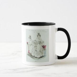 "Robe de mariage, ""salons de Le Follet Courrier Mug"