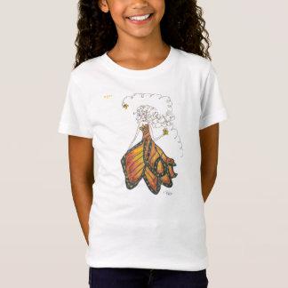 robe de papillon des filles SGH