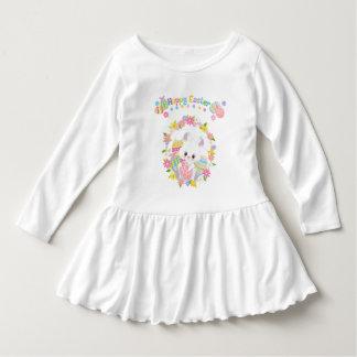 Robe de Pâques de petites filles