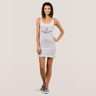 Robe de réservoir du Jersey des femmes