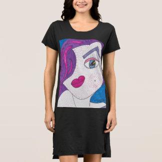 Robe de T-shirt de Veronica