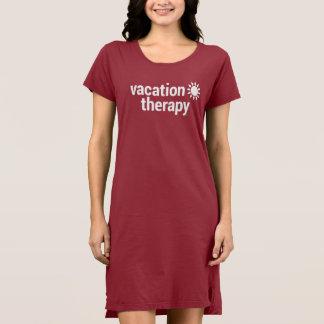 Robe de thérapie de vacances