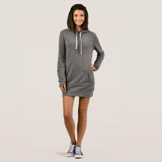 Robe du sweat - shirt à capuche des femmes