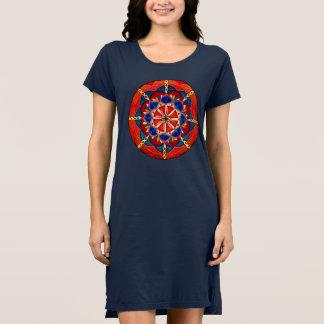 Robe du T-shirt des femmes faites sur commande