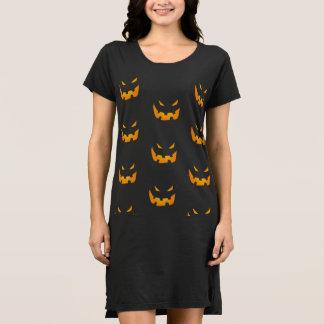 Robe Grimacerie des citrouilles de Halloween