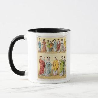 Robe romaine femelle mug
