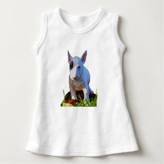 Robe sans manche - Design Bull Terrier