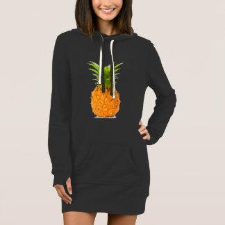 Robe Sweatshirt ananas