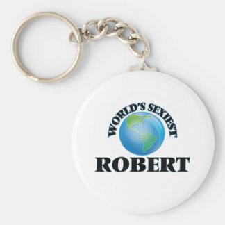 Robert le plus sexy du monde porte-clé rond