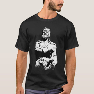Robert le T-shirt personnalisable simple de Bruce