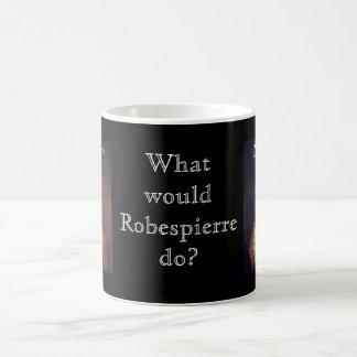 Robespierre 1 avec le blackadder mug