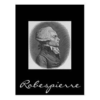 Robespierre Carte Postale