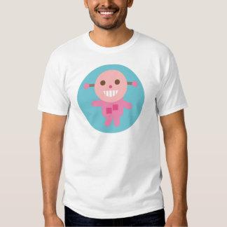 robot4 t-shirts