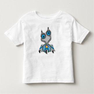 Robot amical t-shirt pour les tous petits
