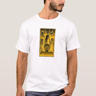 Robot de métropole t-shirt