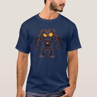 Robot fâché t-shirt