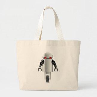 Robot Grand Tote Bag