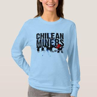 Roche chilienne de mineurs ! t-shirt