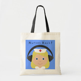 Roche d infirmières sacs en toile